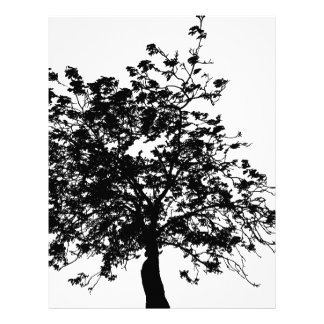 Tree Letterhead