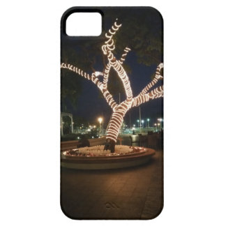 Tree light iPhone 5 covers