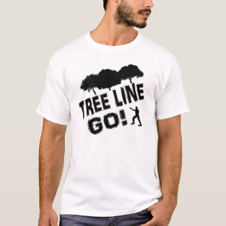 Tree Line Go! T-Shirt