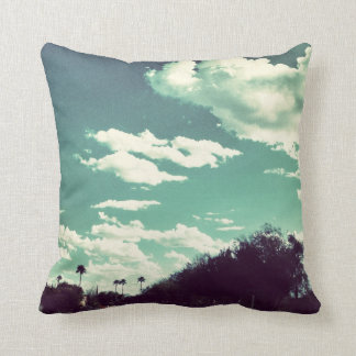 Tree Lined Street Pillow
