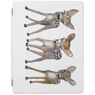 tree little deers iPad cover