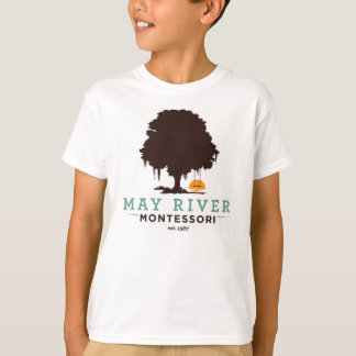 Tree logo Kids shirt