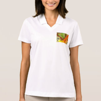 tree love polo shirt