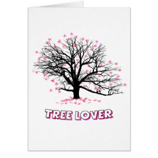 Tree Lover Card