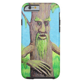 Tree-Man cell phone case