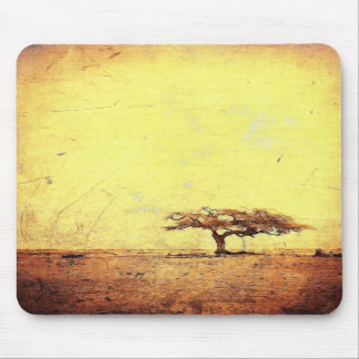 TREE MOUSE PAD