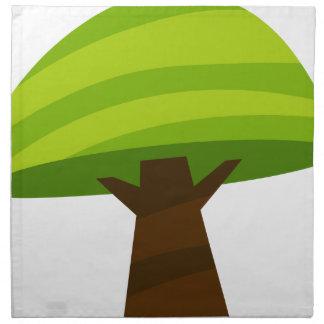 Tree Napkin
