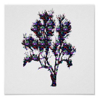 TREE nature beautiful lowprice gift love NVN599 Poster