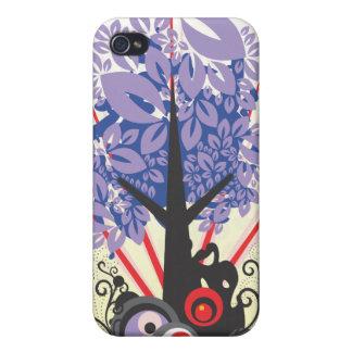 Tree of Art iPhone 4/4S Cases