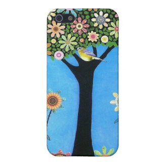 Tree of Beauty Iphone 4 Case