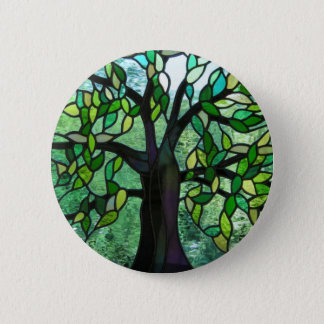 Tree of Enchantment Badge 2 Inch Round Button