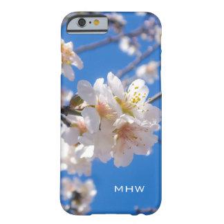 Tree of Flowers custom monogram phone cases