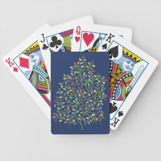 Tree of Fortune Bicycle Playing Cards