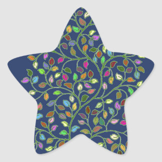 Tree of Fortune Star Sticker