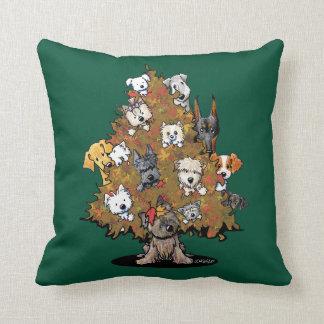 TREE OF FUN KiniArt Pillow