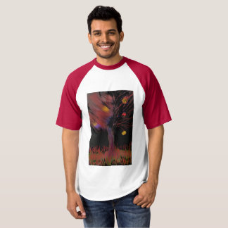 Tree of good and evil t-shirt