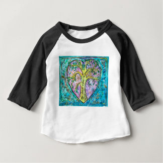 Tree of growth baby T-Shirt