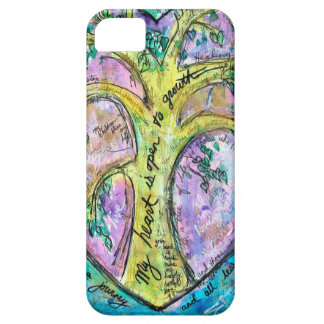 Tree of growth iPhone 5 covers