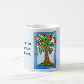 TREE OF KNOWLEDGE COFFEE MUG