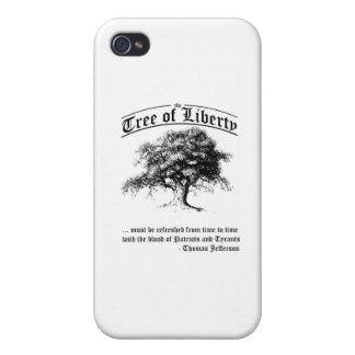 tree of liberty iPhone 4/4S covers