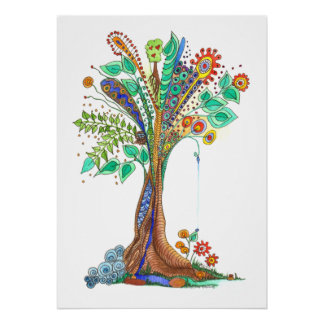 tree of life #11 poster