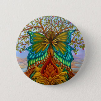 Tree of Life 2 Inch Round Button