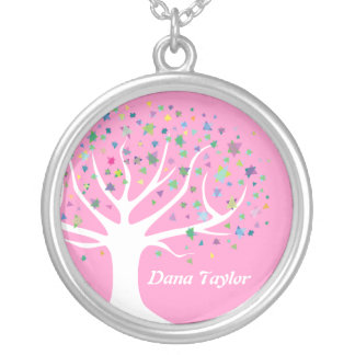 TREE OF LIFE Baby Naming Memory Gift Necklace