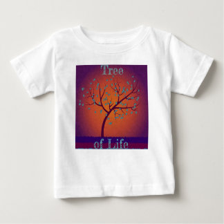 Tree of Life Baby T-Shirt