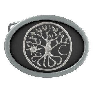 Tree Of Life Belt Buckle