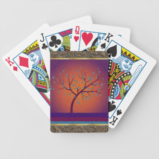 Tree of Life Bicycle Playing Cards