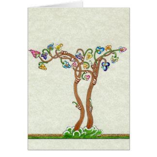 Tree of Life Blank Notecard