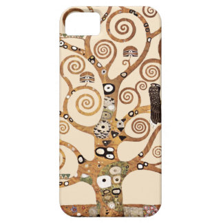Tree of Life by Gustav Klimt Case For The iPhone 5