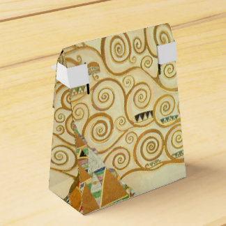 Tree of Life by Gustav Klimt Favor Box