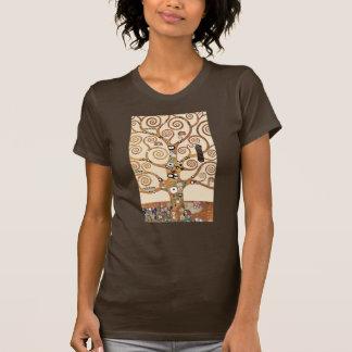 Tree of Life by Gustav Klimt T-Shirt
