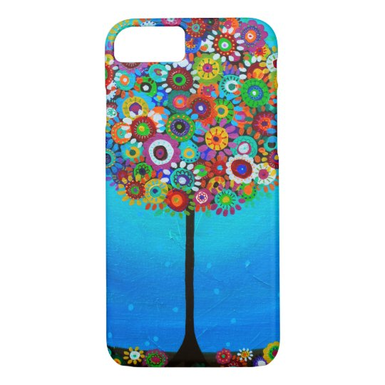 TREE OF LIFE BY PRISARTS iPhone 7 CASE