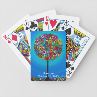 Tree of Life by Prisarts Poker Deck