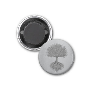 Tree of Life Chrome 2 Magnet