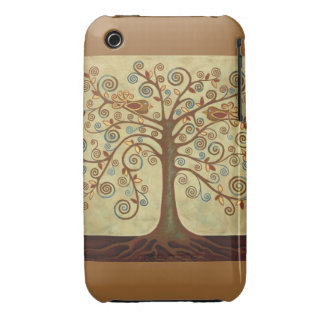 Tree of Life Design Iphone Case ~ Customisable.
