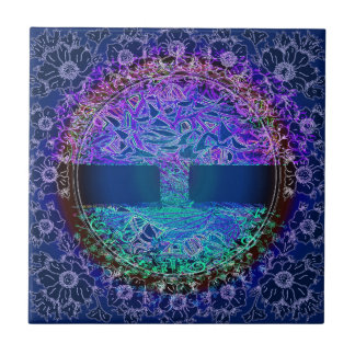 Tree of Life Forgiveness and Love Tile