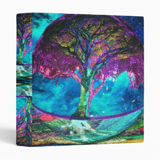 Tree of Life Galaxy 3 Ring Binders