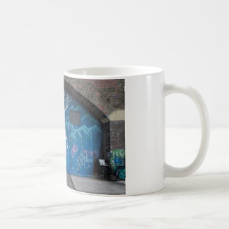 Tree Of Life Graffiti Coffee Mug
