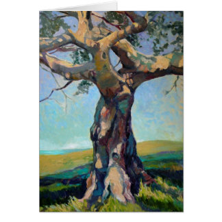 """Tree of Life"" Greeting Card by Susan Pitcairn"
