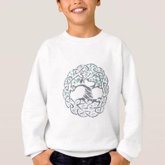 Tree of Life, grey Sweatshirt