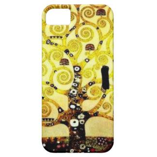 Tree of life  Gustav Klimt iPhone 5 Cases