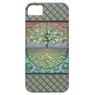Tree of Life Hearts and Love iPhone 5 Case