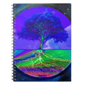 Tree of Life Imagination & Vision Note Book