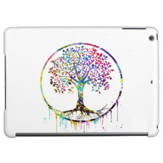 Tree of life iPad air cover