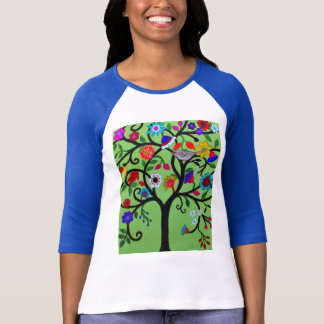 Tree of Life Judaica T-Shirt
