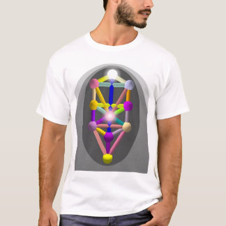 Tree of Life - King Scale of Color T-Shirt