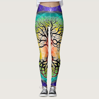 Tree of Life Leggings